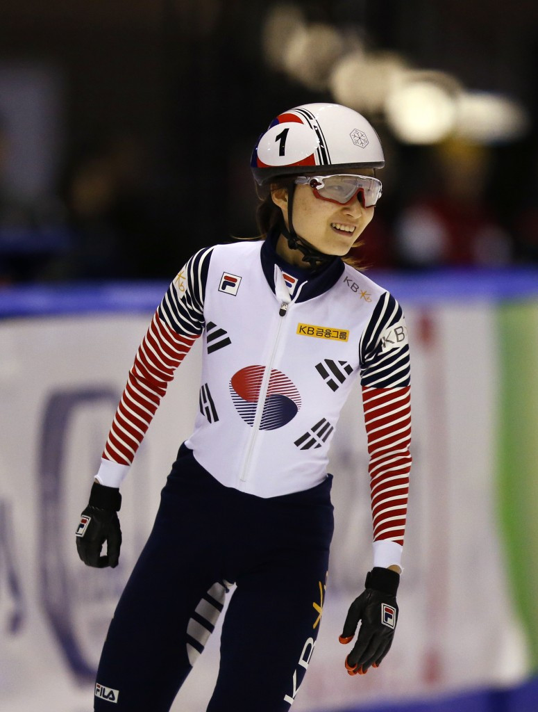 Three world records broken as action continues at ISU Short Track World Cup in Salt Lake City