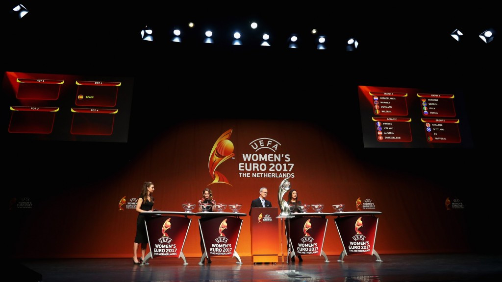 England and Scotland to square off in group stages of 2017 UEFA Women's European Championships