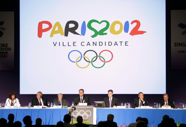 Mike Lee believes that the final presentation by Paris for the 2012 Olympics and Paralympics was