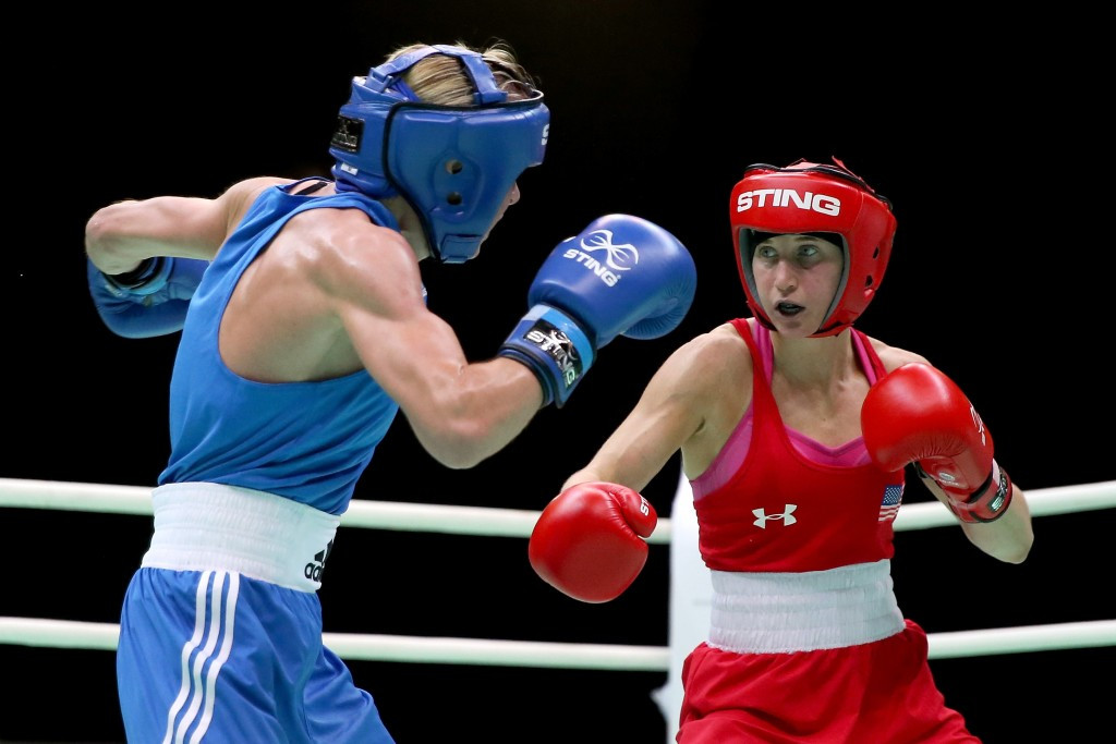 Lisa Whiteside has been chosen to represent Great Britain at the upcoming EUBC European Women's Boxing Championships ©Getty Images
