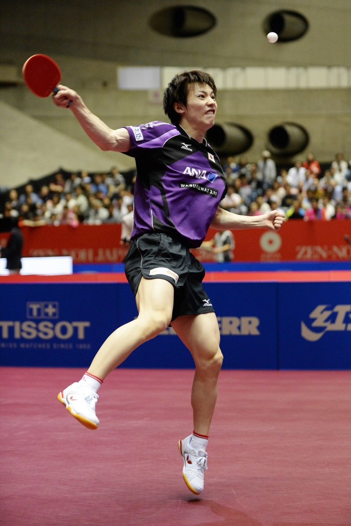 Double Japanese success as Matsudaira and Ito win ITTF Austrian Open titles
