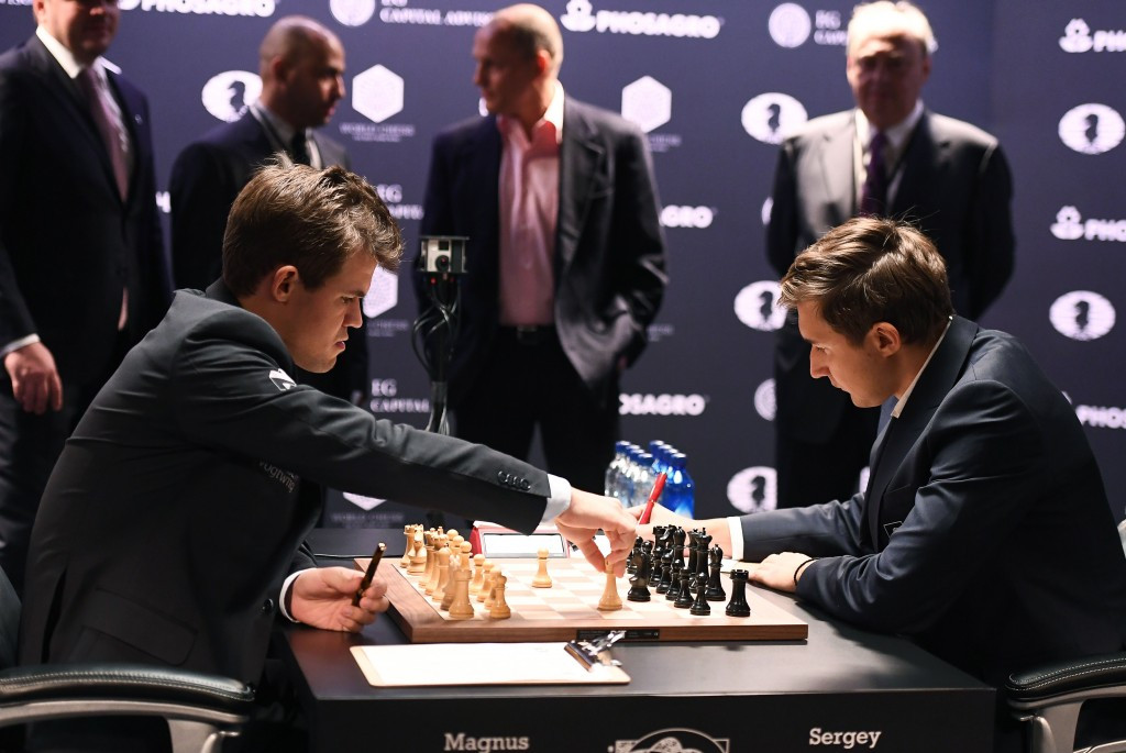 World Chess Championship remains level after second match is drawn