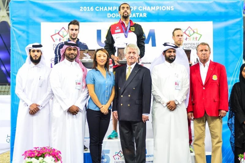Dogue secures German double at UIPM Champion of Champions event in Doha