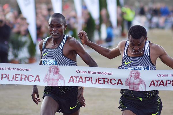 Ayalew breaks Merga's streak at opening event of IAAF Cross Country Permit series