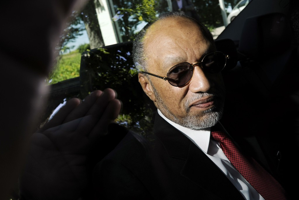 Najeeb Chirakal is a former aide of Mohammed bin Hammam, pictured ©Getty Images
