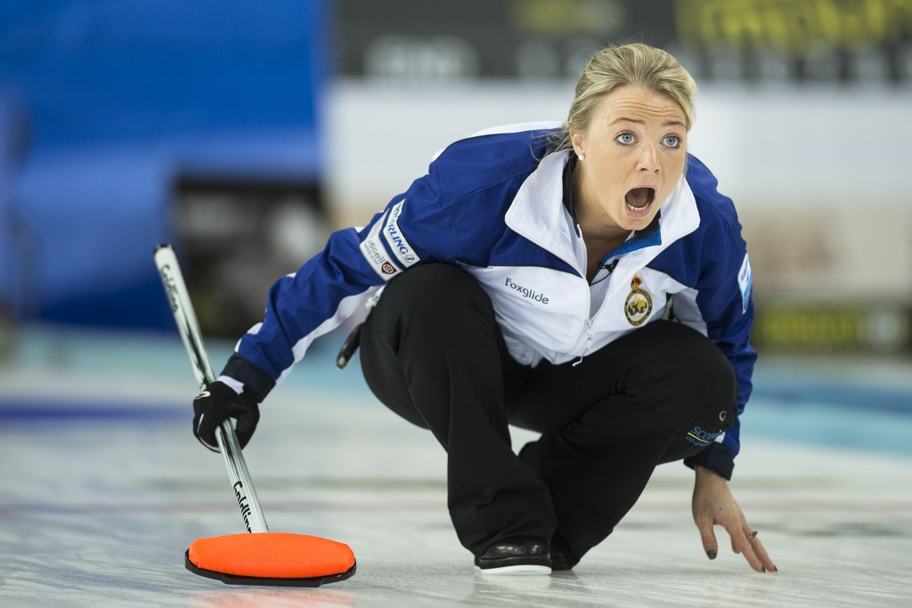 The European Curling Championships begin in Glasgow on Saturday ©Getty Images