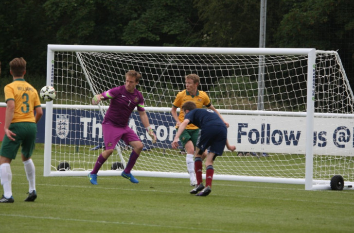 Scotland were rampant with a comfortable win over Australia today at the Cerebral Palsy World Championships ©CP2015