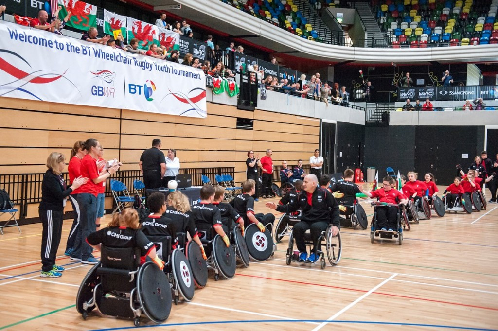 Saracens won the first edition of the tournament last year ©GBWR