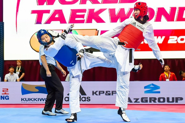 More Than 800 Competitors To Feature At Wtf World Junior Championships