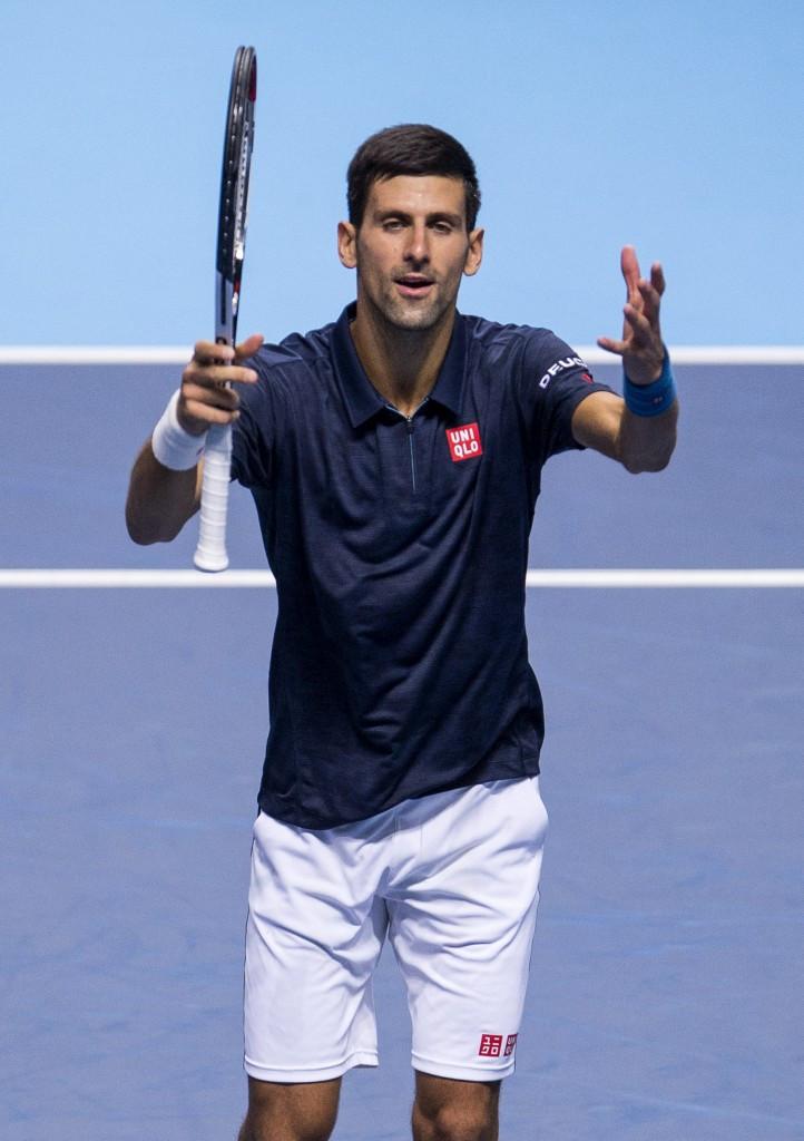 Djokovic books last four place at ATP World Tour Finals