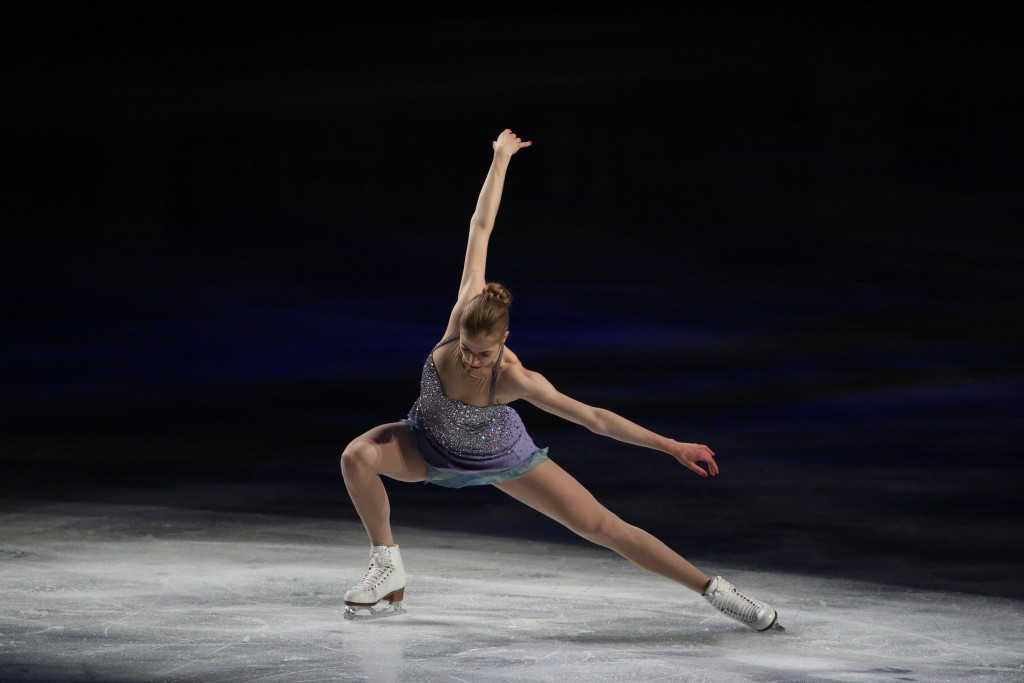 Italy's Carolina Kostner, the 2012 world champion, has not competed since March 2014 ©Getty Images