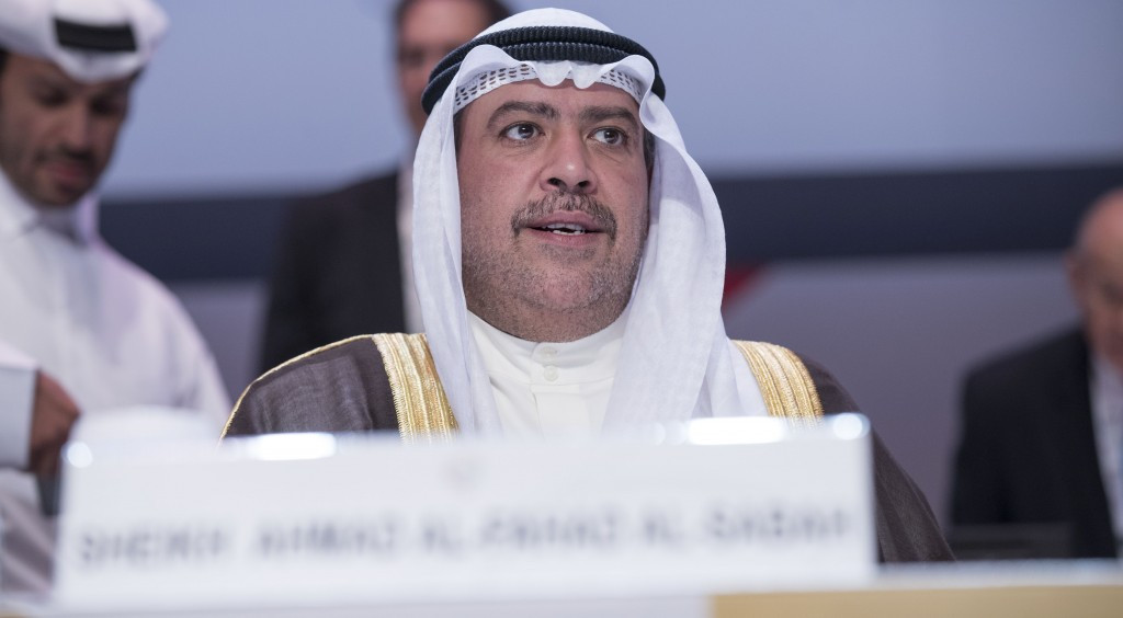 ANOC President Sheikh Ahmad Al-Fahad Al-Sabah was among those to fiercely attack Sir Craig Reedie today ©Getty Images