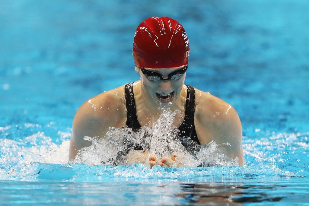 Rio 2016 champions selected as British Para-Swimming names performance squads
