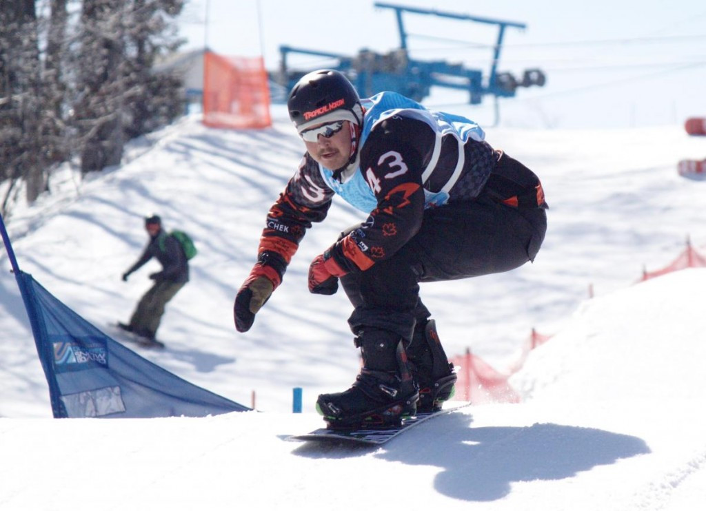 Massie and Salt headline Canadian squad for IPC Snowboard World Cup season