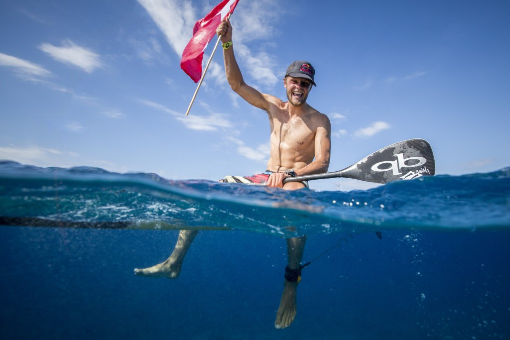 ISA vice-president wins third gold medal at World SUP and Paddleboard Championship
