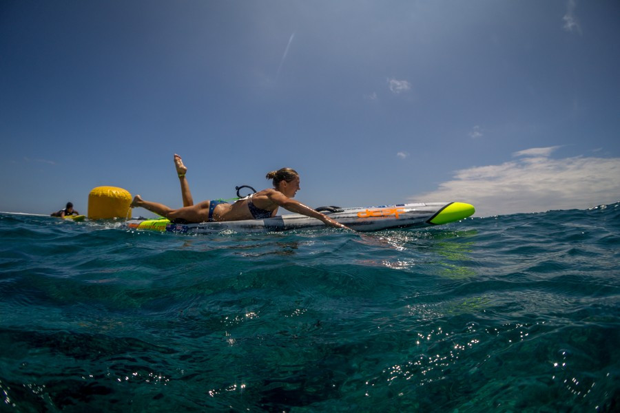 Harriet Brown was one of two Australian surfers to clinch a gold medal today ©ISA