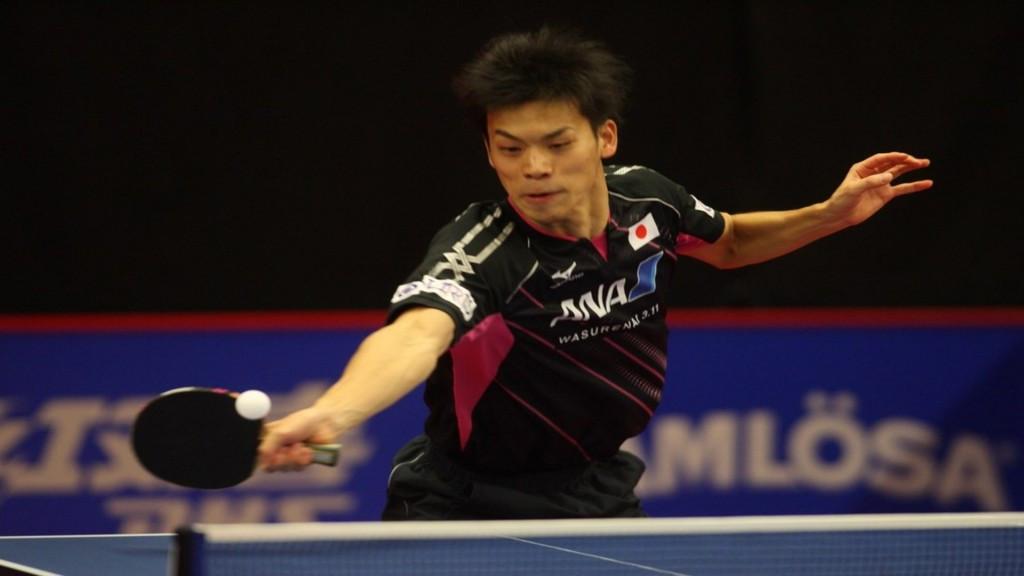Yoshida among Japanese qualifying winners at ITTF Swedish Open