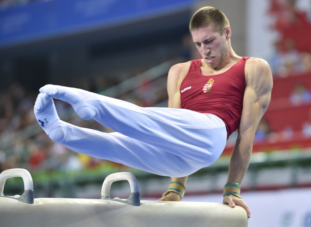 Olympic medallists to headline opening FIG Individual Apparatus World Cup event in Cottbus