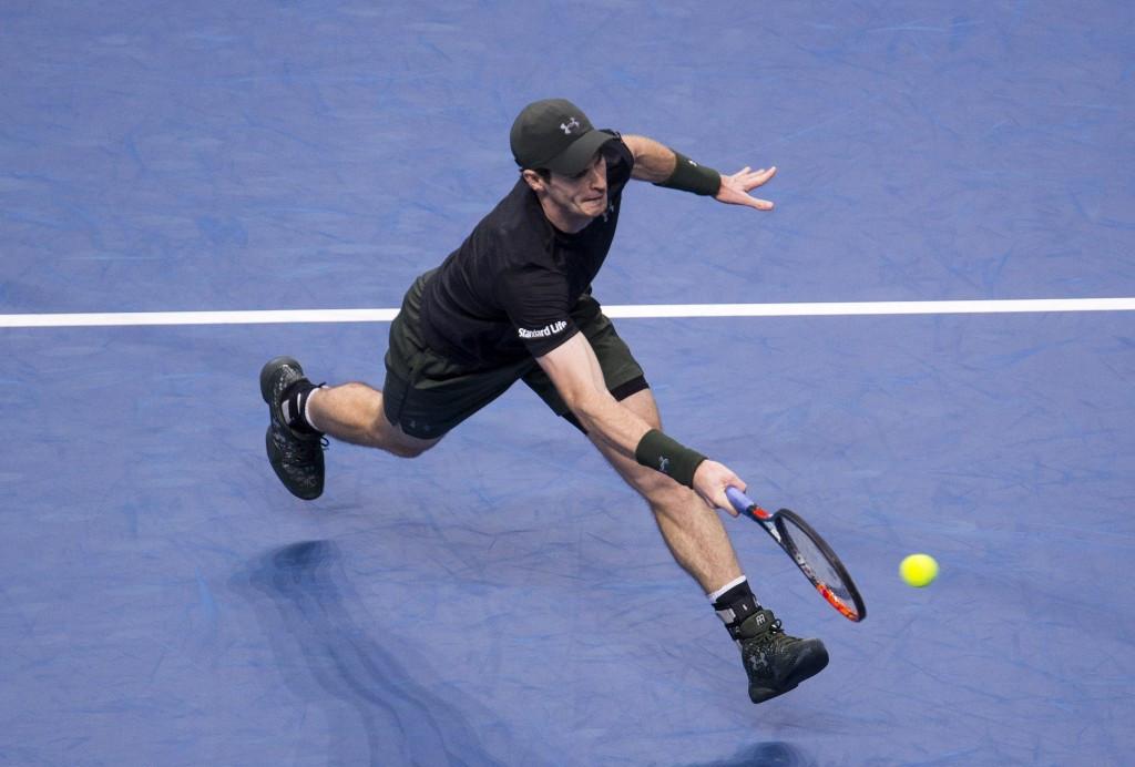 Murray battles past Nishikori to continue unbeaten run at ATP World Tour Finals