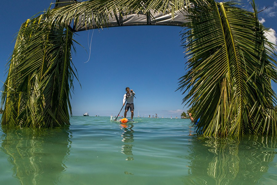 Booth and Shergold both victorious on fourth day of action at ISA World SUP and Paddleboard Championship