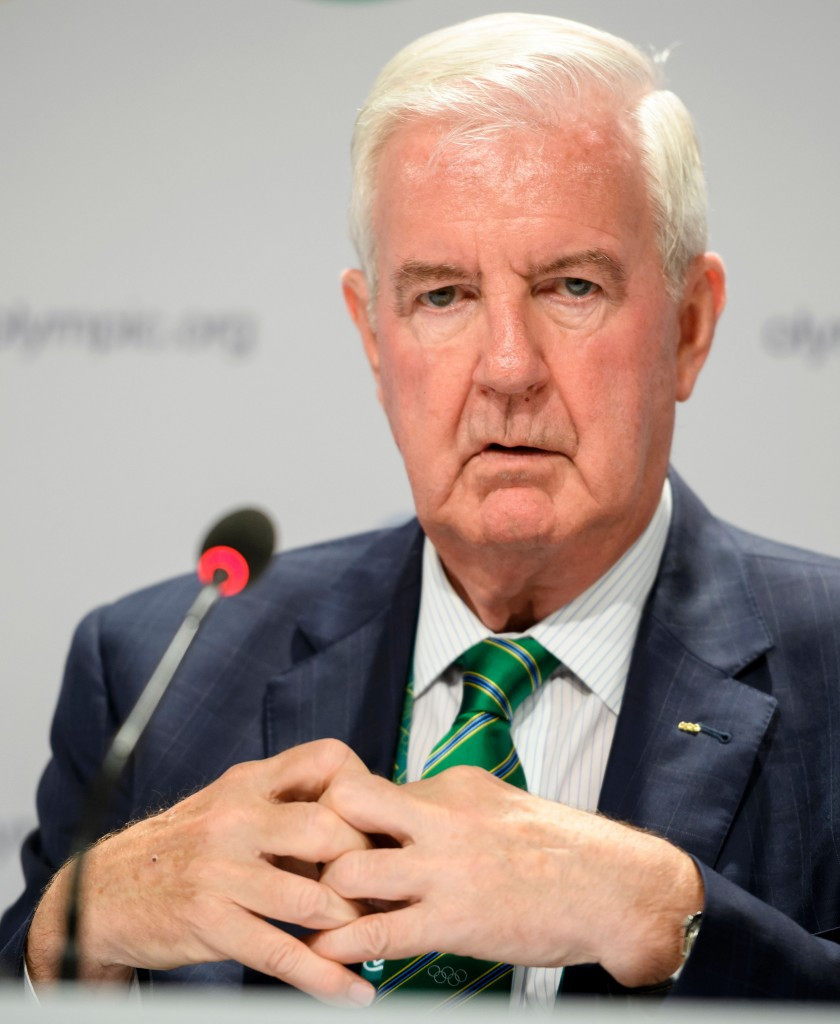 Sir Craig Reedie was fiercely attacked at the ANOC General Assembly meeting ©Getty Images