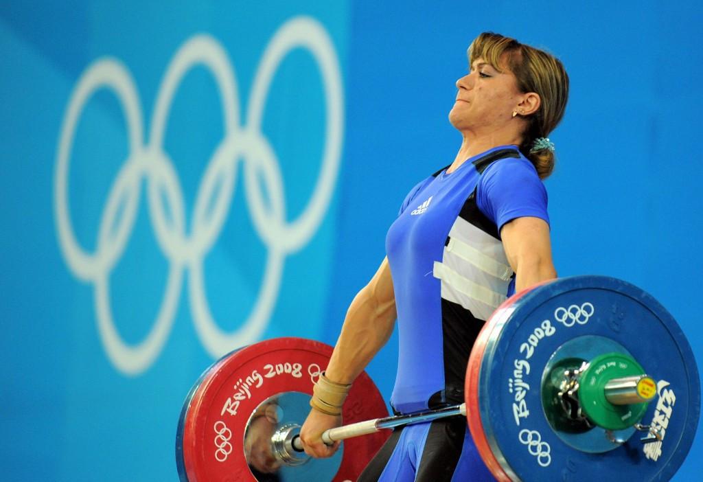 Irina Nekrassova will lose her Beijing 2008 Olympic silver ©Getty Images