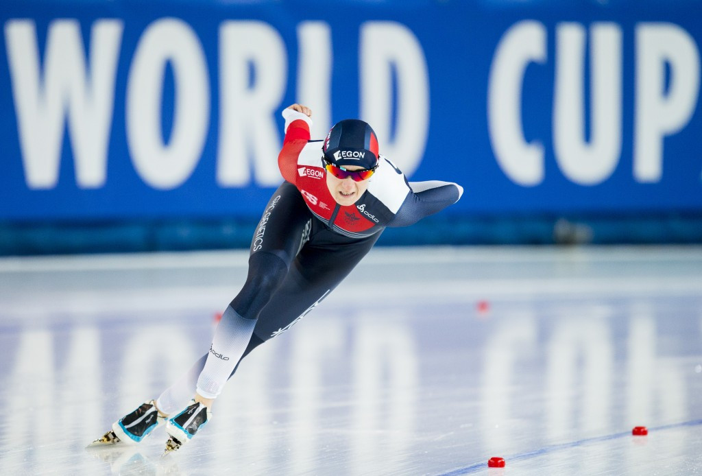 Sábliková bids for consecutive titles at second stage of ISU Speed Skating World Cup