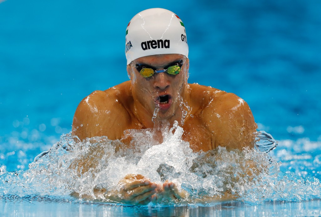 Hungarian swimmer Daniel Gyurta has also made critical comments about the problems ©Getty Images