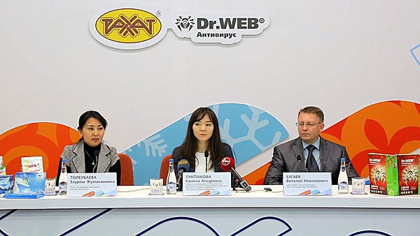 Almaty 2017 agree partnerships with confectionery and software companies