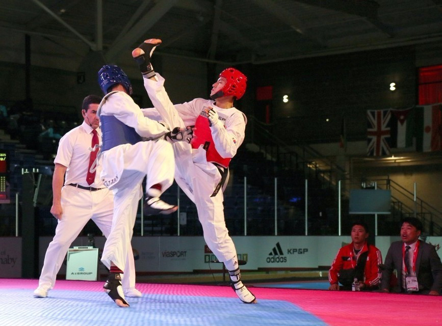 Three more golds highlight South Korean class on second day of World Taekwondo Junior Championships