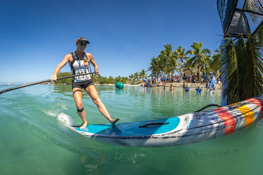 Appleby successfully defends title at ISA World SUP and Paddleboard Championship