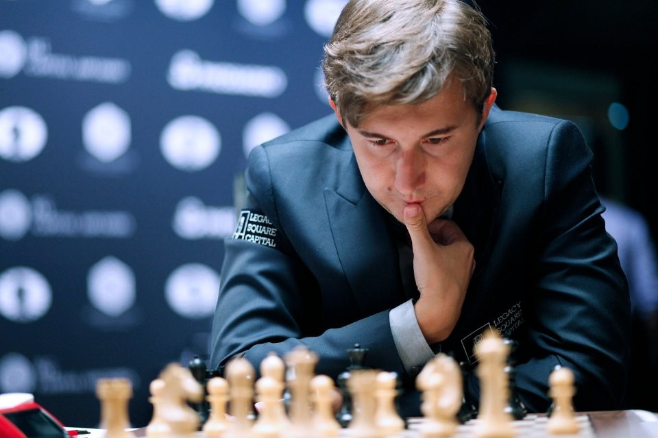 Challenger misses chance as fifth game ends in another draw at World Chess Championship