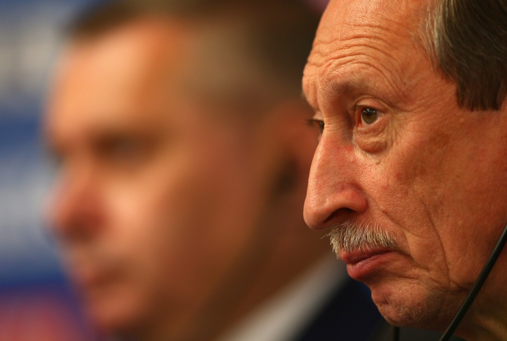 Balakhnichev vows to appeal at Swiss court if he loses CAS appeal against lifetime athletics ban