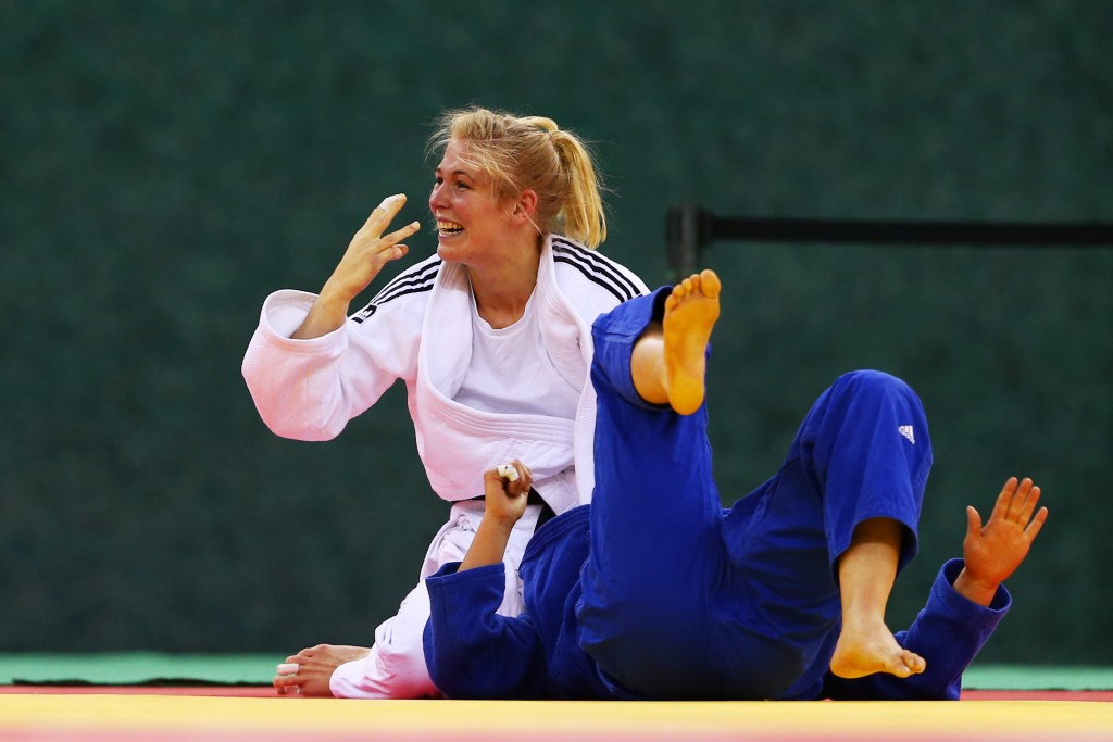 Polling powers to Baku 2015 European Games judo gold