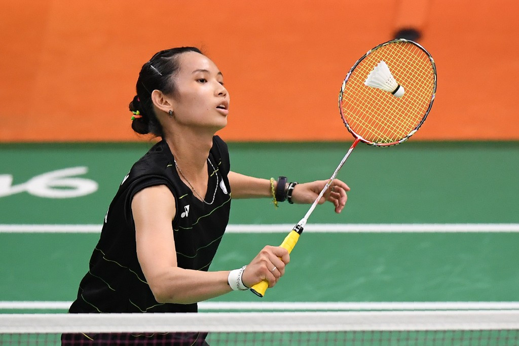 Olympic champion departs on quarter-finals day at BWF China Superseries