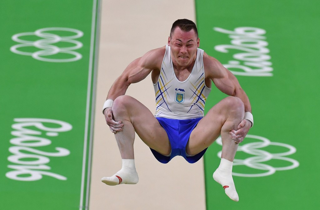Olympic bronze medallist Radivilov tops vault qualification at FIG Individual Apparatus World Cup