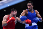Russian kept in hospital overnight after battered by Briton Joyce in European Games super heavyweight final