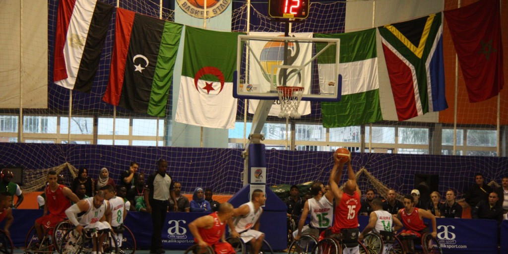 South Africa, Zimbabwe, Algeria and Nigeria are the four teams who will compete at the IWBF  Under-23 African World Championship qualifiying tournament in Johannesburg ©IWBF