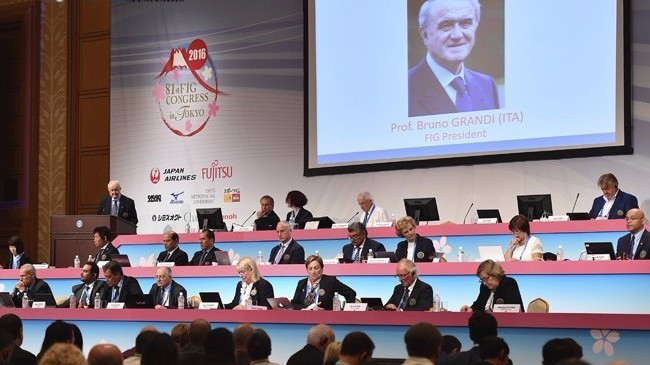 "Outgoing FIG President criticises members for damaging transparency of sport with ""contradictory"" Congress results"