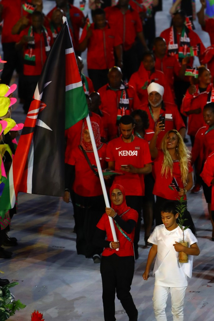 Investigations followed Kenya's participation at the Rio 2016 Olympic Games in August ©Getty Images