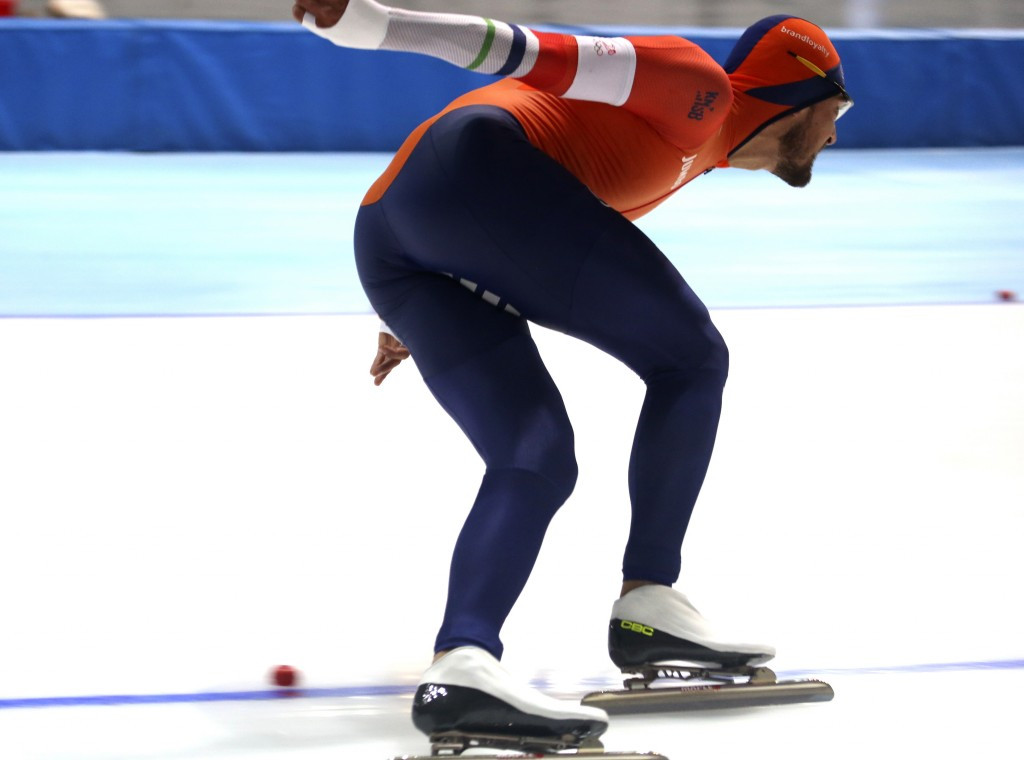 Nuis and Bergsma roar to second 1,000m wins of ISU Speed Skating World Cup season