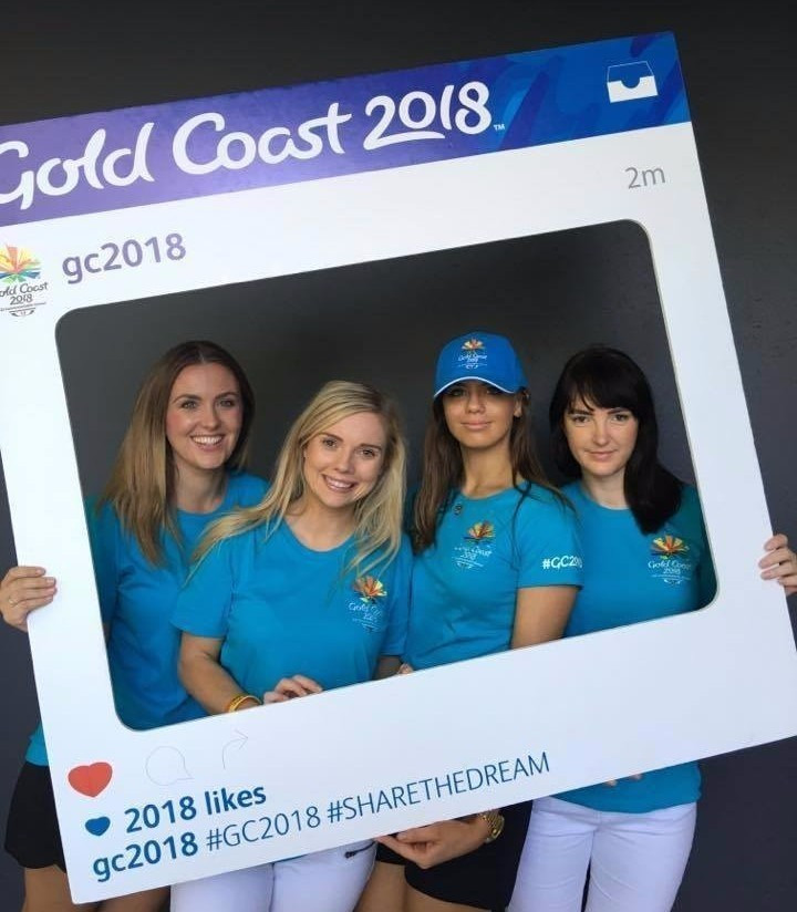 Excitement is growing on the Gold Coast with only 500 days until the start of the 2018 Commonwealth Games ©Gold Coast 2018