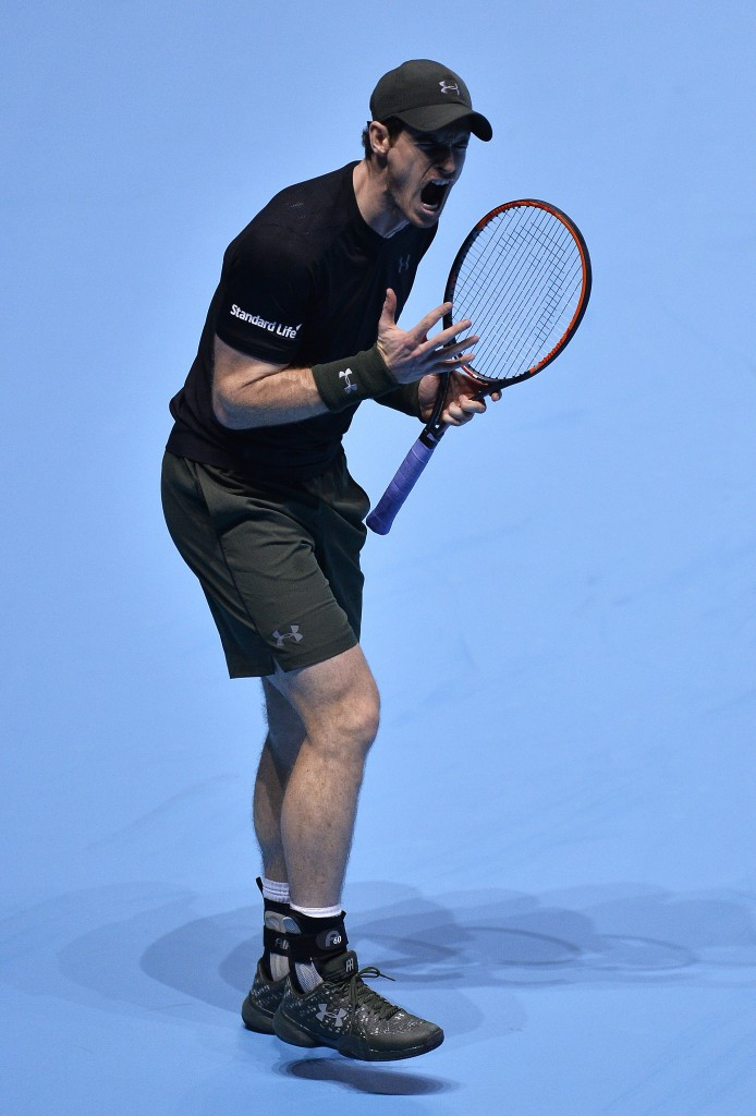 Murray and Djokovic to contest world number one spot and title at ATP World Tour Finals