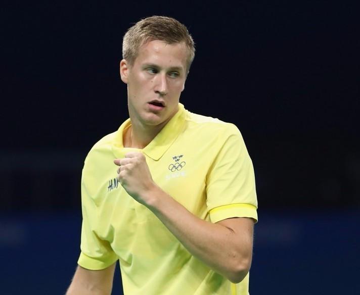 Karlsson reaches semi-finals of ITTF Swedish Open on home soil