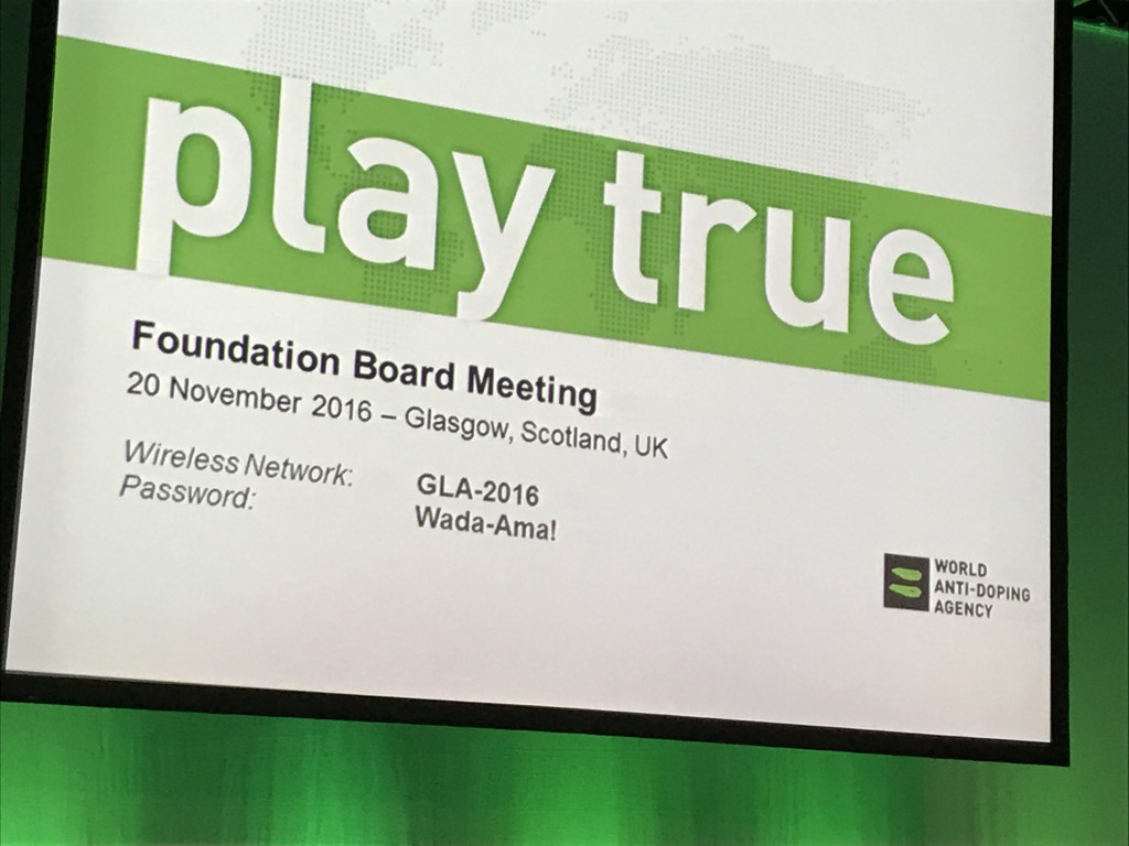 Brazil among three countries declared non-compliant at WADA Foundation Board meeting