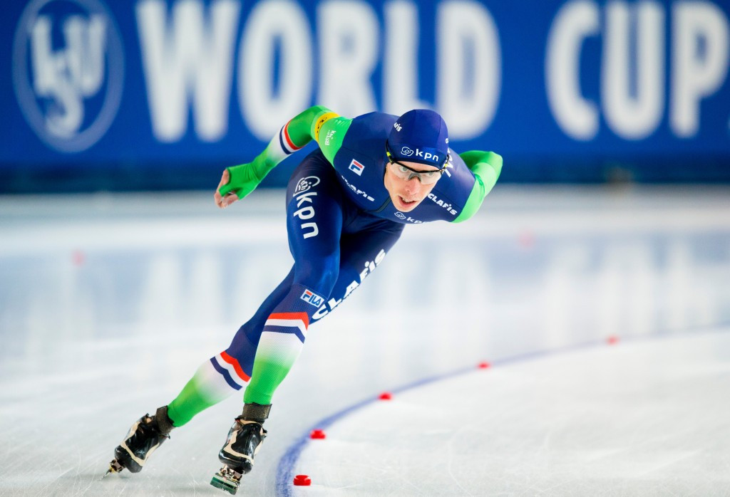 Victories for both husband and wife as ISU Speed Skating World Cup concludes in Nagano