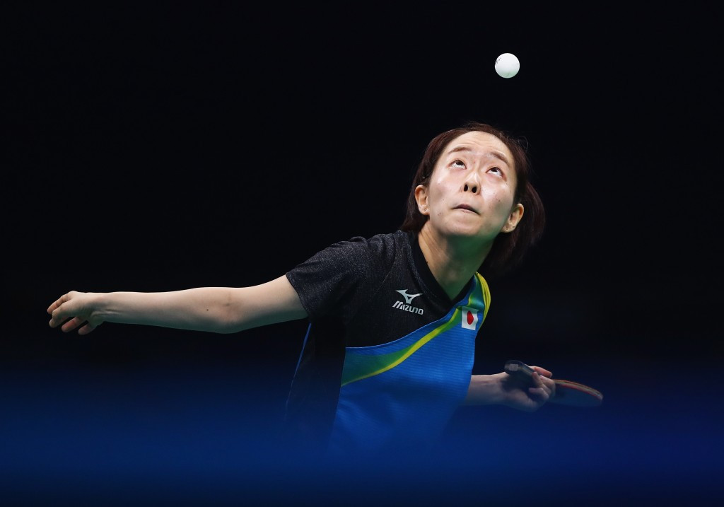 Ishikawa and oshima secure japanese double at ittf swedish - International table tennis federation ittf ...