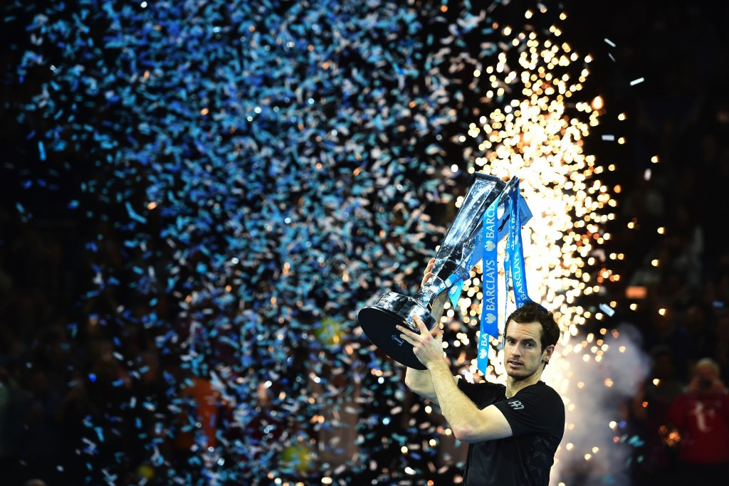 Sublime Murray wins ATP World Tour Finals and stays as world number one