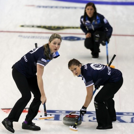 Scotland maintain 100 per cent record with two victories at European Curling Championships