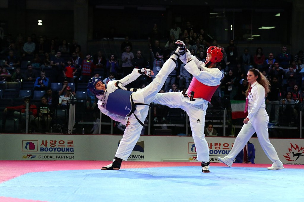 South Korea and Iran top men's and women's medal standings after final day of World Taekwondo Junior Championships